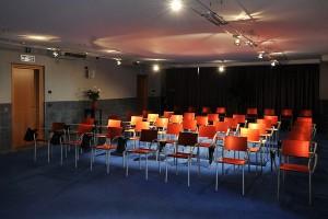 Sala Meeting Blu