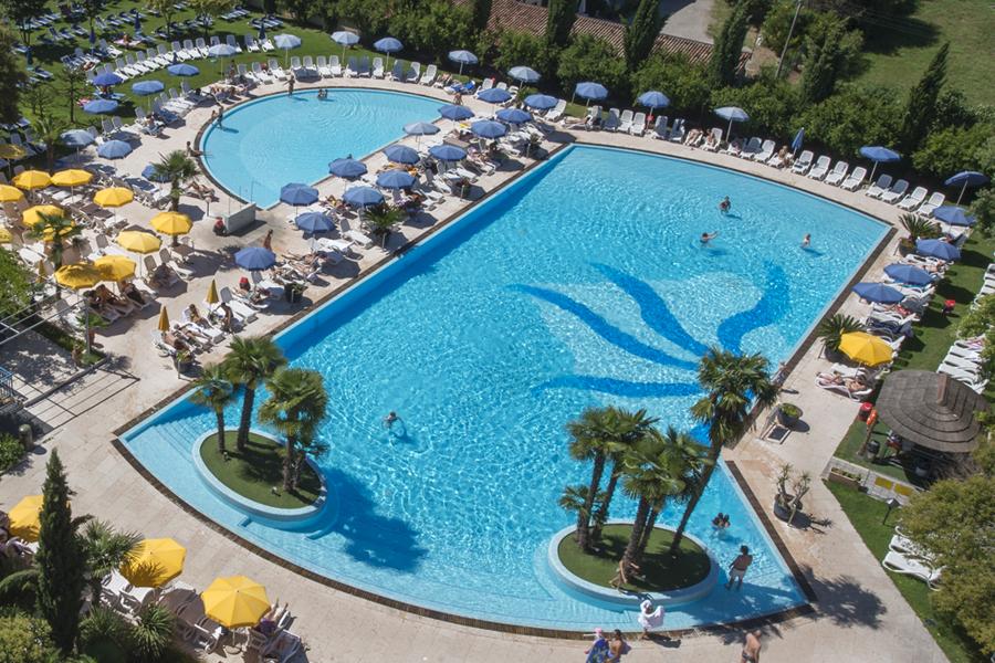 Photogallery hotel antares villafranca vr - Hotel con piscine termali all aperto ...